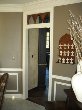 Custom Made Door Transoms