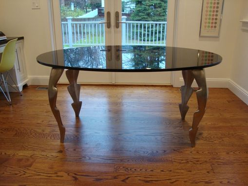 Custom Made New Leaf Table
