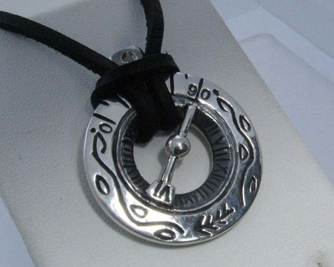 Hand Crafted A Replica Of A Certain Sundial Necklace By