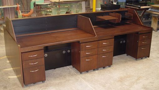 Custom Made Contemporary Style Office Furniture