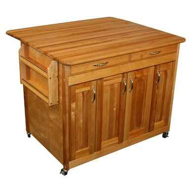 Custom Made Butcher Block/Kitchen Cart