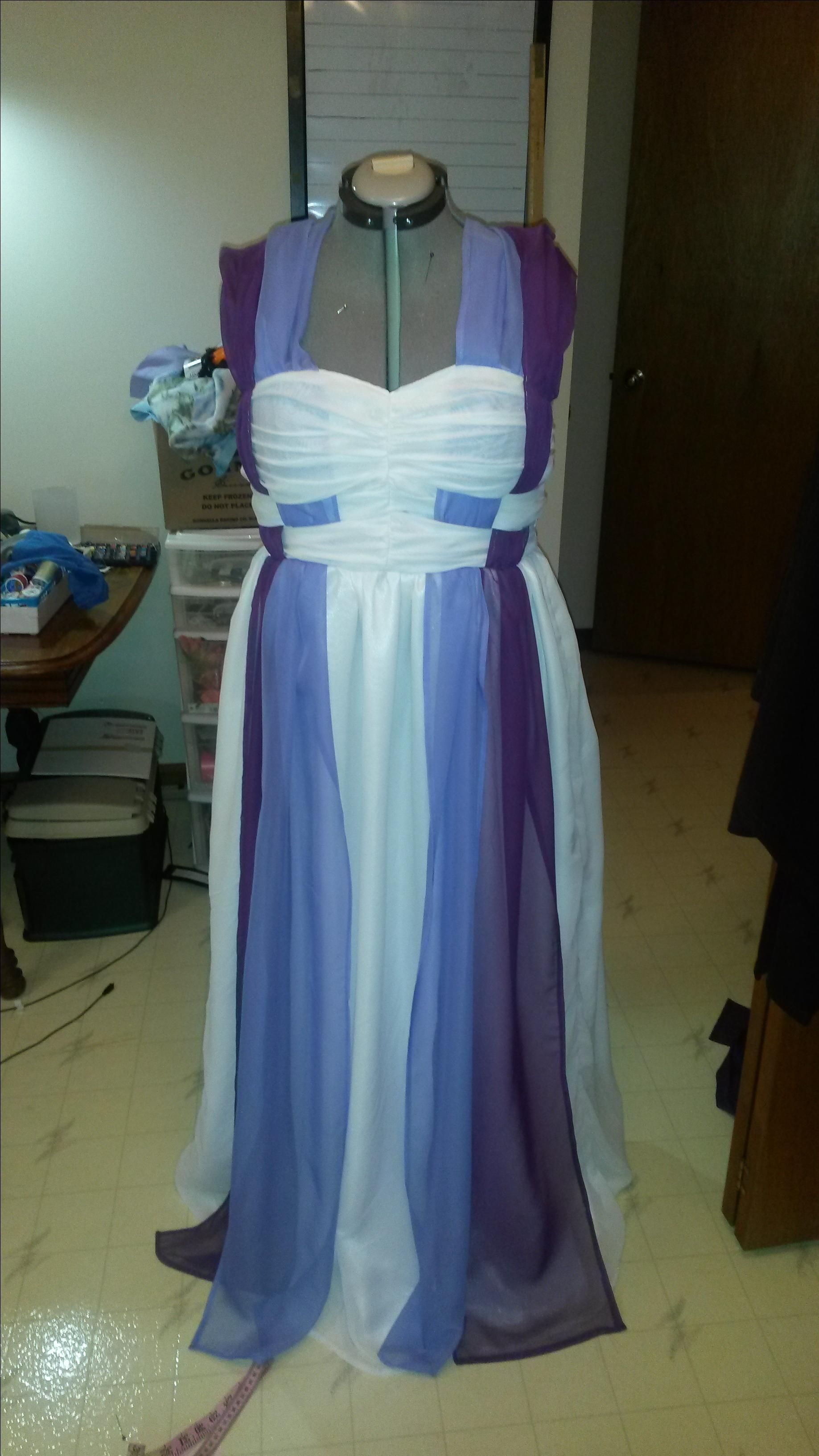 Buy Hand Made An Affair To Remember Inspired Wedding Dress, made to ...