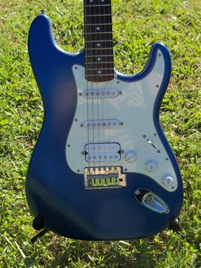 Custom Made St1hss Electric Guitar