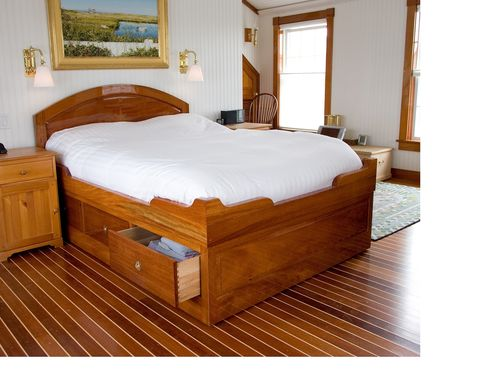 Custom Made Fish House Bed