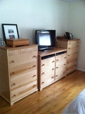 Custom Made Custom Bedroom Dressers