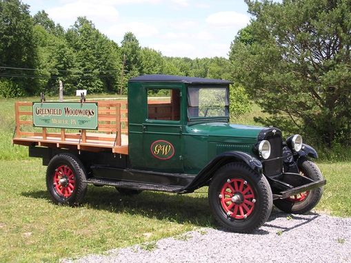 Custom Made 1928 Chevrolet Truck