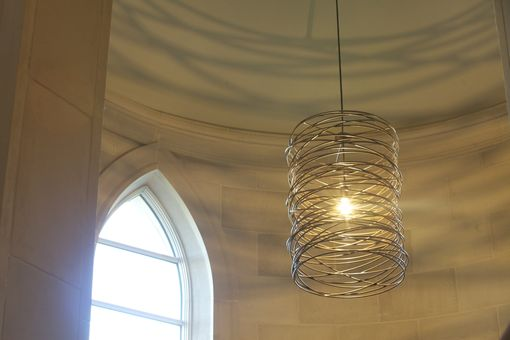 Custom Made Tower Chandelier