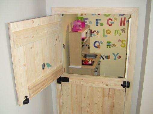 Custom Made Children'S Playroom Door