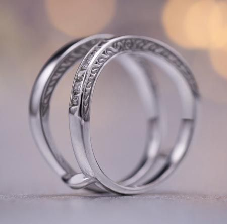 the custom experience - Wedding Ring Design