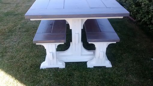 Custom Made Pedestal Base