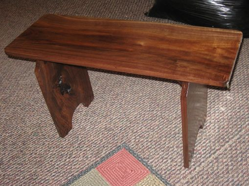 Custom Made Small Coffee Table, End Table, Or Display Table