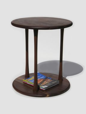 Custom Made Drevesa Side Table