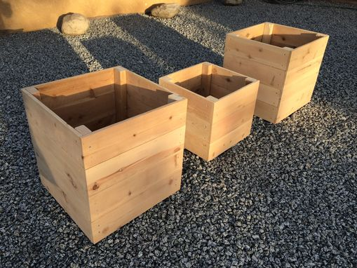 Custom Made Portable Planter Box
