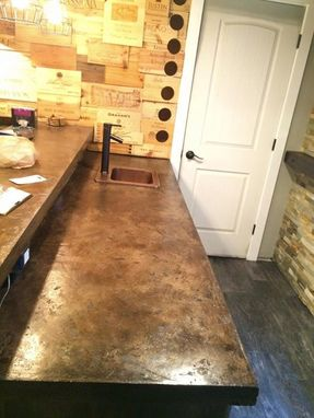 Custom Made Custom Interior Design Elements- Countertops, Lighting, Walls, Furniture