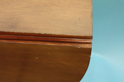 Custom Made Drop Leaf Table Restoration