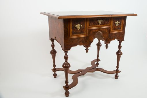 Custom Made William And Mary Dressing Table