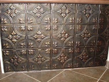Custom Made Pressed Tin Gallery