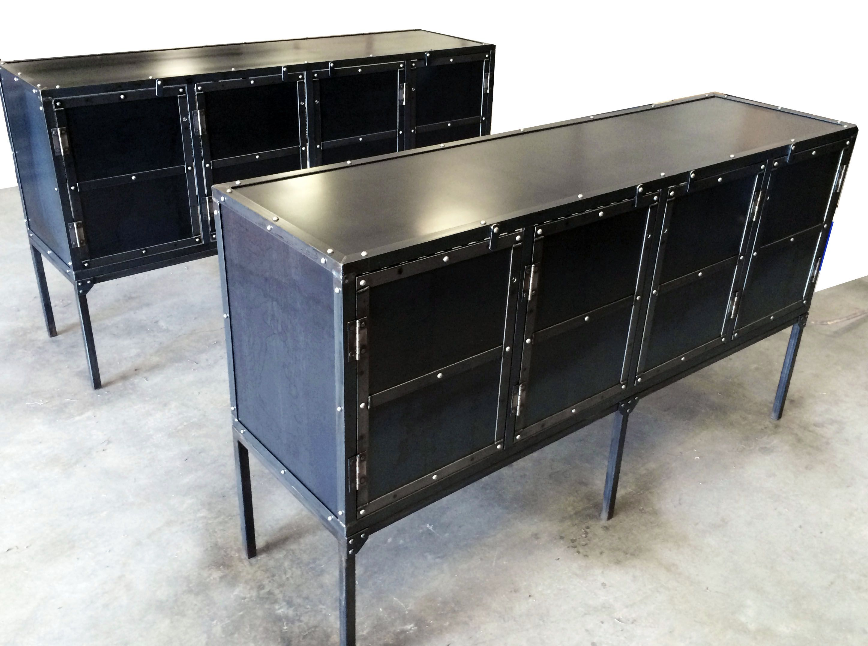 sturdy storage chests shelves ideas door metal locking and tubular cabinet system steel cabinets garage material body durable frame