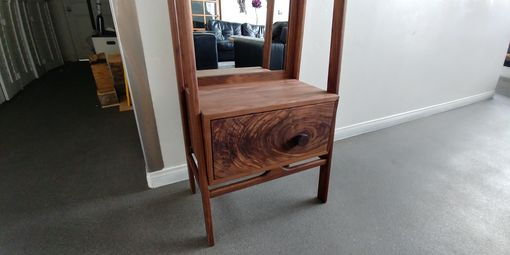 Custom Made Solid Walnut