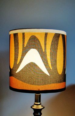 Custom Made Funky Chocolate Lamp Shade