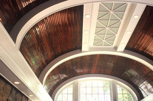 Custom Made Elliptical Ceiling Ribs
