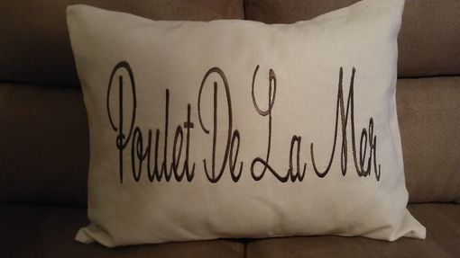 Custom Made Custom Pillows