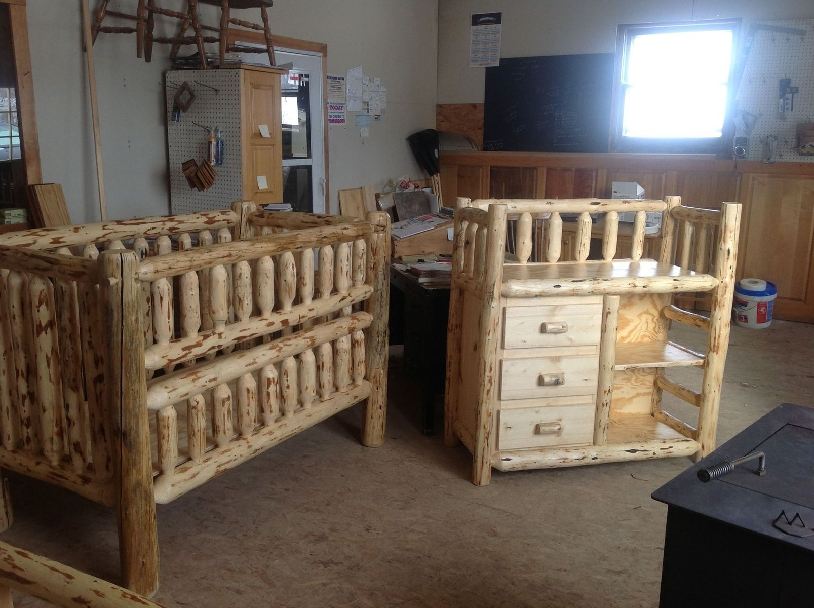 Baby cribs rustic - Baby Cribs Rustic 44