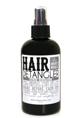 Custom Made Hair Detangler