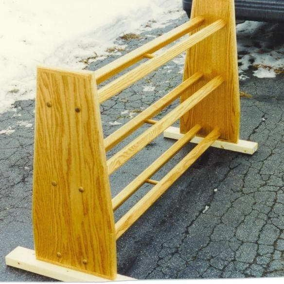 Pvc Projects For The Outdoorsman: Hand Made Bowling Ball Rack