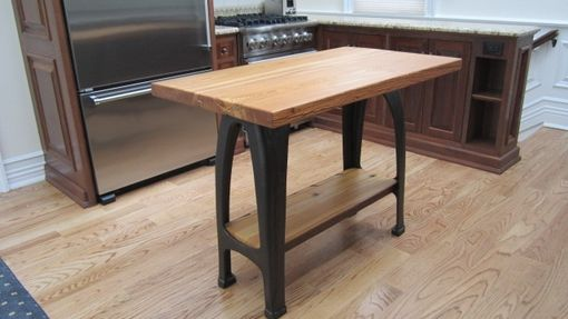 Custom Made Small Kitchen Table