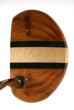 Custom Made Koa With Ebony & Maple