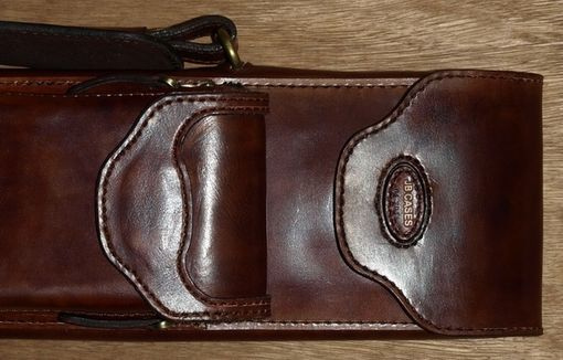 Custom Made 1961 Leather Poolstick Case