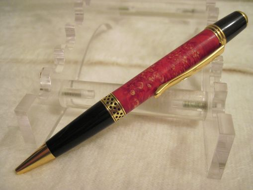 Custom Made Beautiful Burl Pens