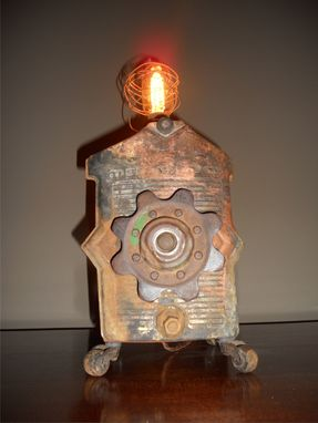 Custom Made Lamp Thing 2