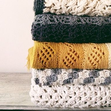 Custom Made Crocheted Blankets