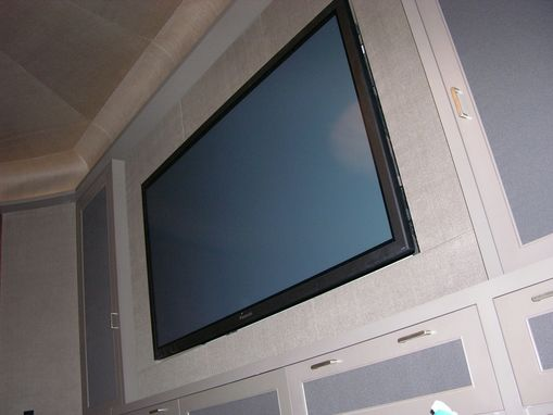 Custom Made Home Theaters