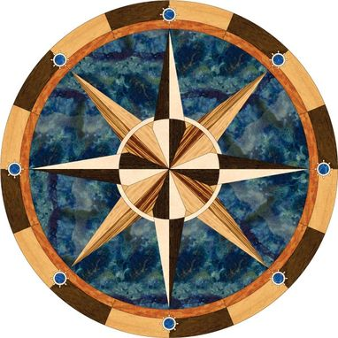 Custom Made Compass Rose Collection
