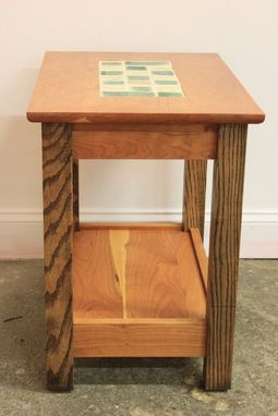 Custom Made End/Side Table