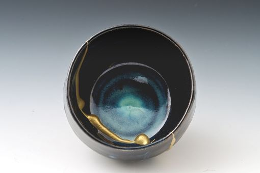 Custom Made Kintsugi Treasure Vessels