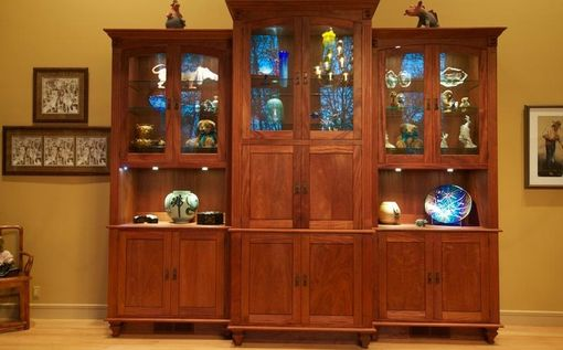 Custom Made Custom Accessory Wall Unit