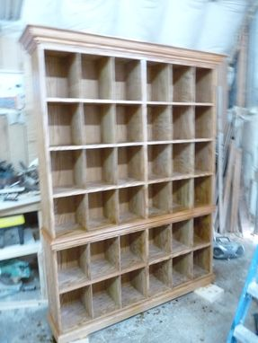 Custom Made Dental Office File Cabinet