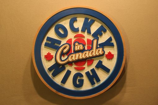Custom Made Custom Wood Sign, Custom Carved Signs, Hockey Signs, Sports Signs, Bar Signs, Tavern Signs