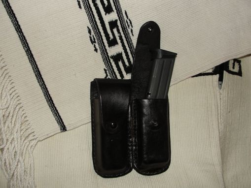 Custom Made Double Magazine Pouch (One Of A Kind)