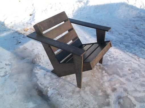 Custom Made Modern Adirondack Chairs