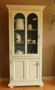 Custom Made Double Arch Cabinet