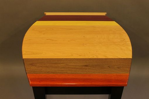Custom Made Custom Made Desk Of Six Woods (D2)