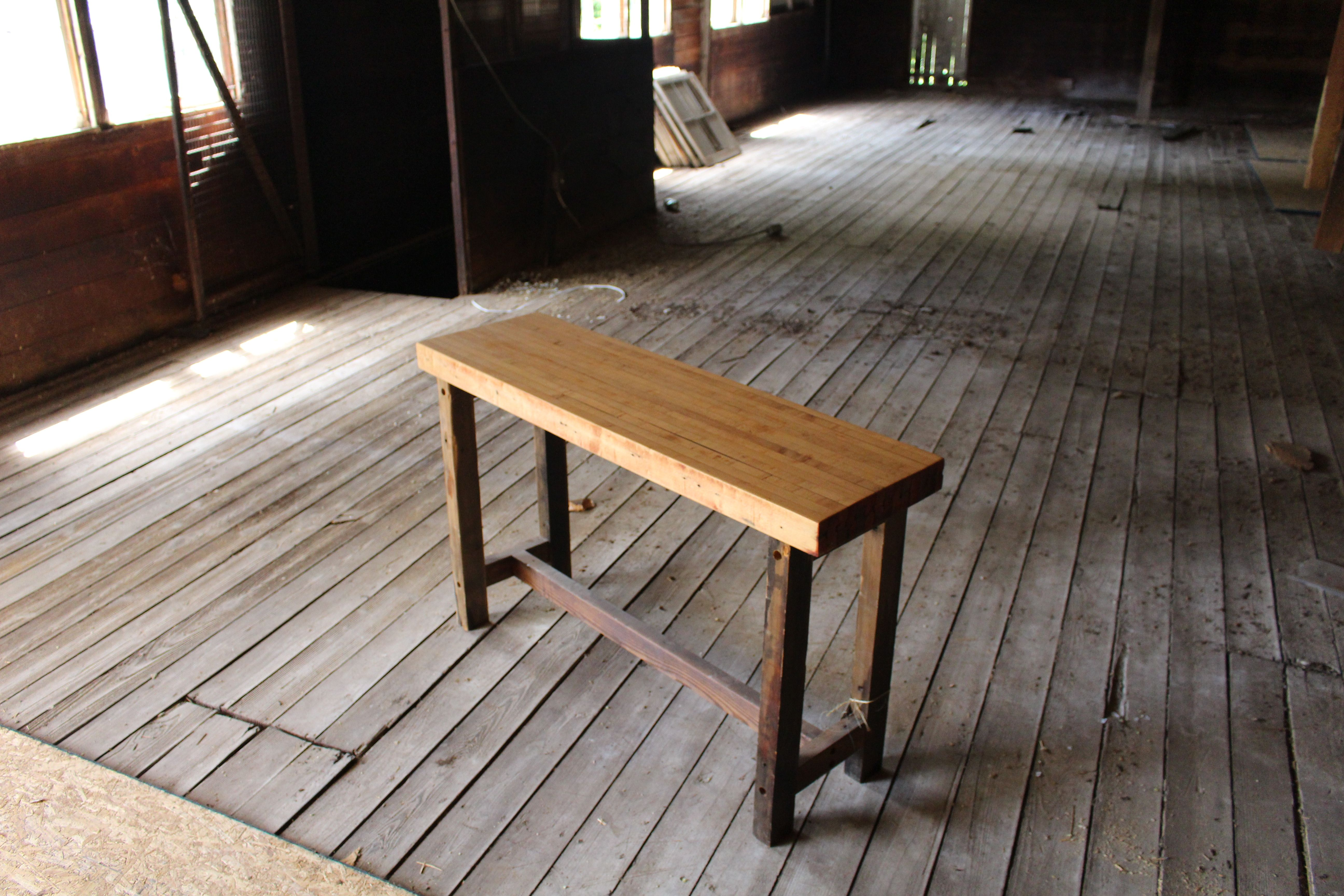 Buy a hand crafted reclaimed barn wood and bowling alley for Buy reclaimed barn wood