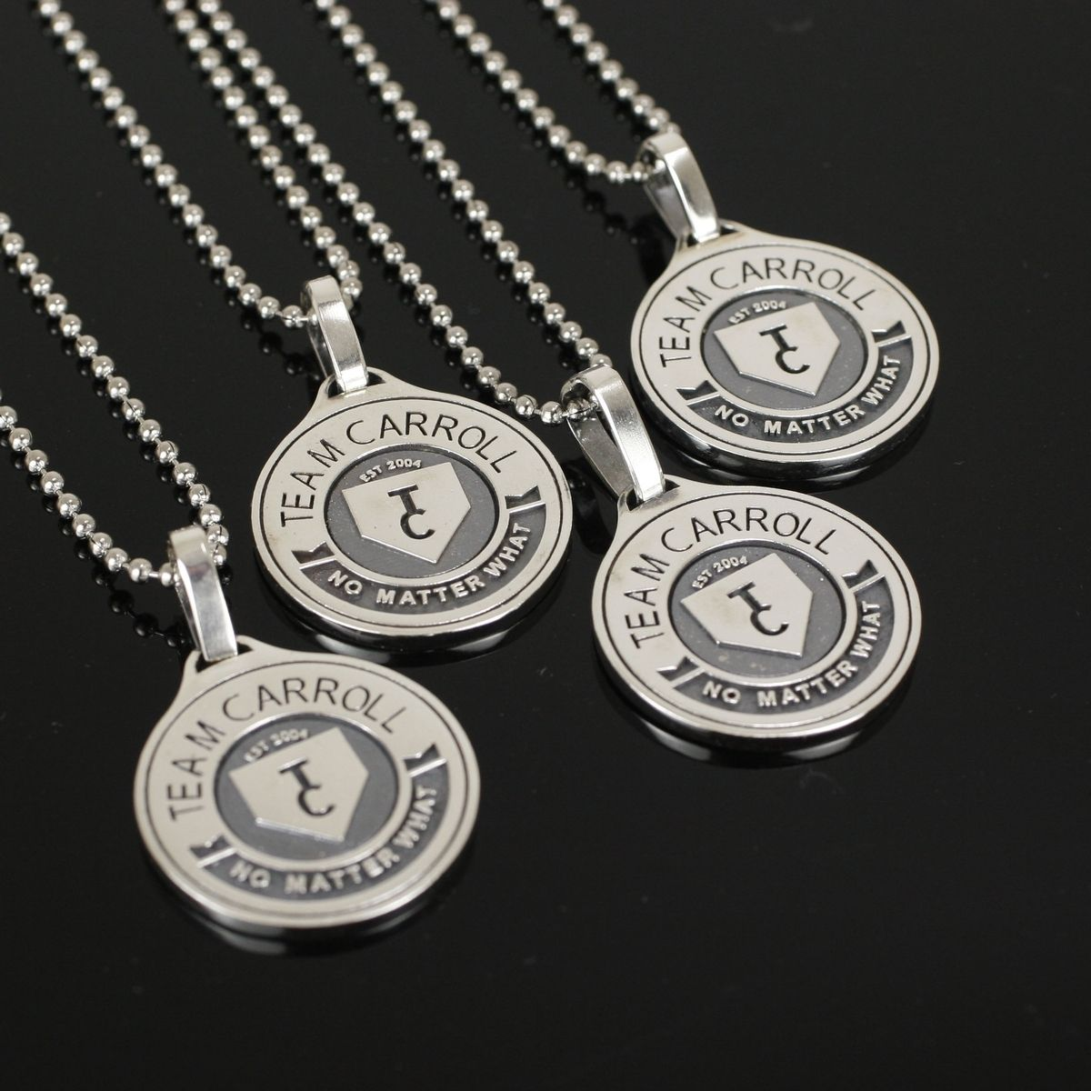 Hand made pendants with your logo by earth art gem jewelry custom made pendants with your logo aloadofball Image collections