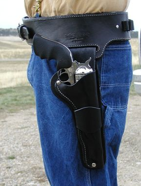 Custom Made Gun Holster