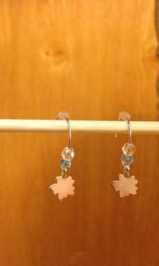 Custom Made Little Girl Earrings